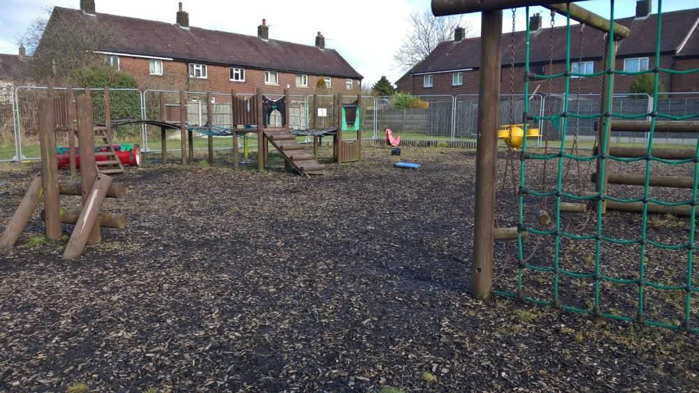 Greenside Play Area - February 2018 Gallery Main Photo