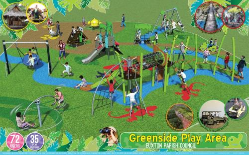 Greenside Play Area Designs
